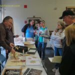 Straw Christmas Ornament Demonstrations Huge Success